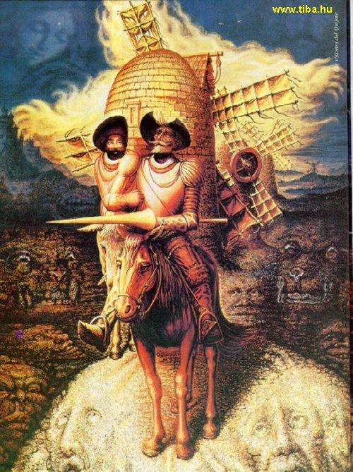 Cervantes fue cobrador de morosos